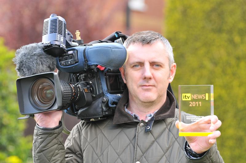 ITV News Camera Operator Award